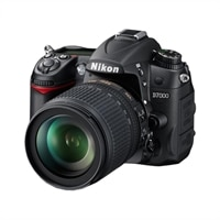 Nikon D7000 16.2MP Digital SLR Camera with AF-S DX 18-105MM Lens