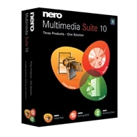 Nero Multimedia Suite - ( v. 10 ) - license - 1 user - download - Win