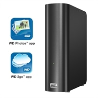 WD 3 TB My Book Live Personal Cloud Network Storage