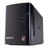 Buffalo Technology 4 TB LinkStation Pro Duo NAS Hard Drive Array