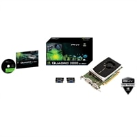 NVIDIA Quadro 2000D 1 GB GDDR5 PCI Express 2.0 Graphics Card