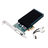 PNY Technologies Quadro NVS 300 512 MB Graphics card - DDR3 - PCI Express