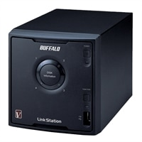 Buffalo Technology 8 TB LinkStation Pro Quad Network Attached Storage Server