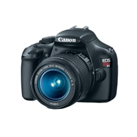 Canon EOS Rebel T3 Digital SLR Camera Kit with 18-55mm IS Lens