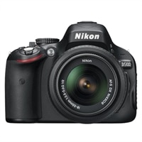 D5100 16.2 MP Digital SLR Camera (with 18-55 mm Lens)