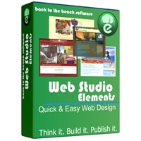 Web Studio Elements - License - 1 user - Win