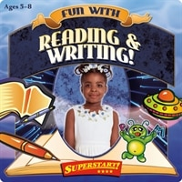 Fun with Reading and Writing - Box pack - CD - Win