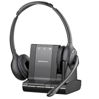 SAVI W720 OVER THE HEAD-BINAURAL WLS HLDSET SYS