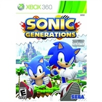 Sonic Generations - Complete package - 360