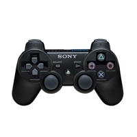 PlayStation DualShock 3 Wireless Controller - Black