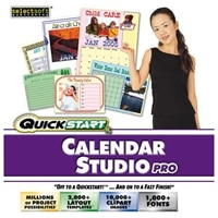 Download - Selectsoft Quickstart: Calendar Studio Pro