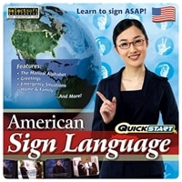 Download - MPS/Selectsoft  Quickstart American Sign Language - Complete package - 1 user -  Windows