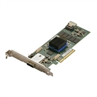 ExpressSAS R644 4-Port External/4-Port Internal 6 Gb/s SAS/SATA RAID Adapter