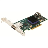 ExpressSAS H644 Low-Profile 4-Internal/ 4-External Port 6Gb/s SAS/SATA PCIe 2.0 Host Bus Adapter