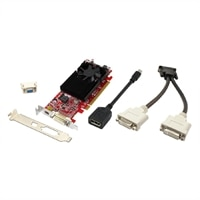 VisionTek Radeon HD 6570 SFF DMS59 graphics card - Radeon HD 6570 - 1 GB