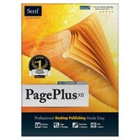 PagePlus X6 - License - 1 license - download - Win