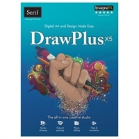 DrawPlus X5 - License - 1 license - download - Win
