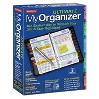 Nova Development My Ultimate Organizer