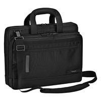 Targus Revolution Checkpoint Friendly Topload Case - Fits Laptops with Screen Sizes Up to 14-inch - Black