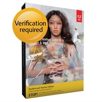 Adobe Creative Suite 6 Design and Web Premium for Mac - Student and Teacher Edition