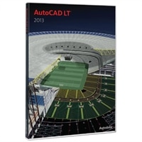 Autodesk AutoCAD LT 2013