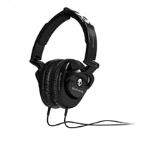 Skullcandy Skullcrushers Black Headphones
