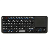 VisionTek Candyboard RF Wireless Mini Keyboard with TouchPad