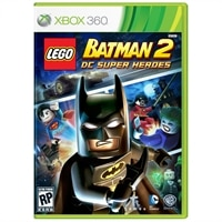 Warner Brothers Lego Batman 2: DC Super Heroes - Xbox 360