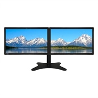 DoubleSight DS-2200WA-C - LED Monitor - 21.5-Inch – Black