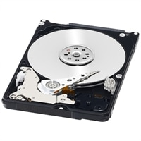 WD Black WD5003AZEX - Hard drive - 500 GB - internal - 3.5-inch - SATA-600 - 7200 rpm - buffer: 64 MB