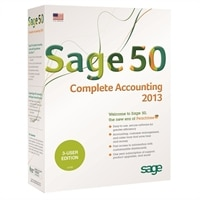Download - Sage 50 Complete Accounting 2013 - 3 Users Edition