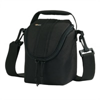Lowepro Adventura Ultra Zoom 100 Camera Shoulder Bag - Black
