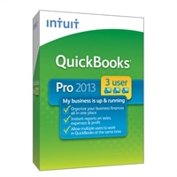 Intuit Download - Quickbooks Pro 2013 - 3 User