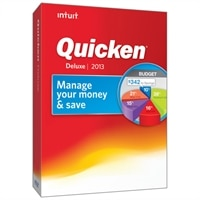 Intuit Download-Quicken Deluxe 2013