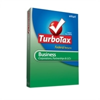 Intuit Download - Turbo Tax Business WIN TY2012