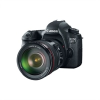 CANON Canon EOS 6D 20.2 MP Digital SLR Camera with EF 24-105mm IS lens