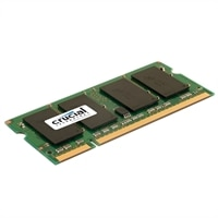 CRUCIAL TECHNOLOGY Crucial - DDR2 - 4 GB - SO-DIMM 200-pin - 800 MHz / PC2-6400 - CL6 - 1.8 V - unbuffered - non-ECC