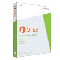 Microsoft Corporation Download - Microsoft Office Home & Student 2013 - 1PC