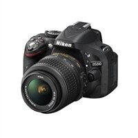 Nikon D5200 24.1 MP Digital SLR Camera with 18-55 mm Lens