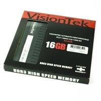 VisionTek 16 GB (4X4GB) DIMM 240-Pin Black Label Series Memory