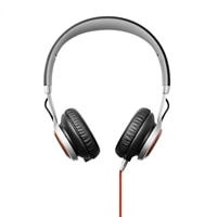 Jabra Revo - Headset - full size - gray