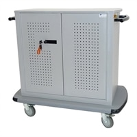 Datamation Systems 16 Module SafeHarbor Networked Laptop Security Cart : Parts & Upgrades