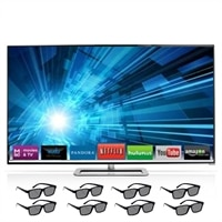 Vizio 60-inch Razor LED Smart TV - M601D-A3R 3D HDTV with 8 Pairs of 3D Glasses