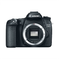 CANON Canon EOS 70D 20.2 MP Digital SLR Camera (Body only/No lens included)