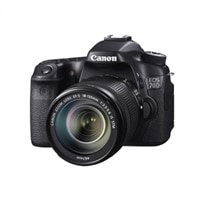 CANON Canon EOS 70D 20.2MP SLR Camera with EF-S 18-135mm Lens