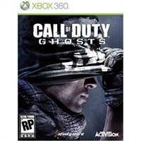 Call of Duty Ghosts For Xbox 360