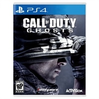 Call of Duty Ghosts For PS4