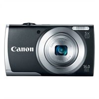 Canon PowerShot A2500 Compact Digital - 16 MP Camera
