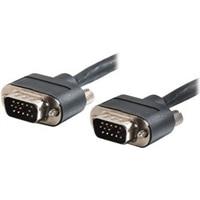 CABLESTOGO C2G - VGA cable - HD-15 (M) - HD-15 (M) - 35 ft - plenum - black