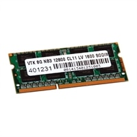 VisionTek - Memory - 8 GB - SO DIMM 204-pin - DDR3 - 1600 MHz / PC3-12800 - CL11 - 1.35 V - unbuffered - non-ECC